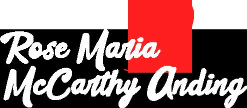 Dr. Rose Maria McCarthy Anding
